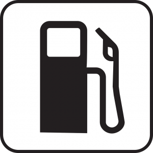 New Orleans Gas Station Insurance - Gas pump icon